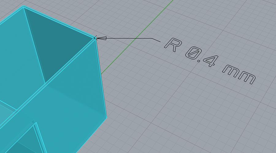 Resolución Impresión 3D
